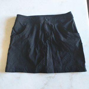 3/$50. Avia black active skirt with shorts / skort
